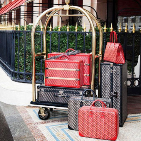 Vintage And Used Goyard Bags For Sale The Chic Selection
