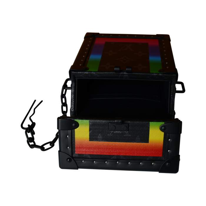 Rainbow  Vertical Trunk Hardside-10
