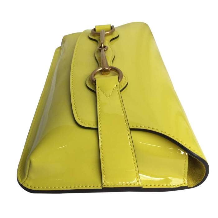 Patent leather Clutch-4
