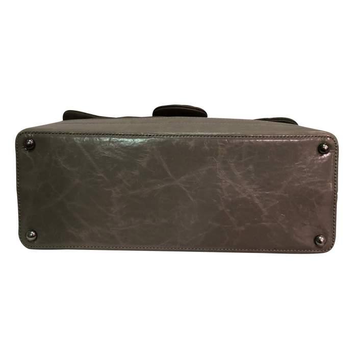 Shiny leather Bag-8