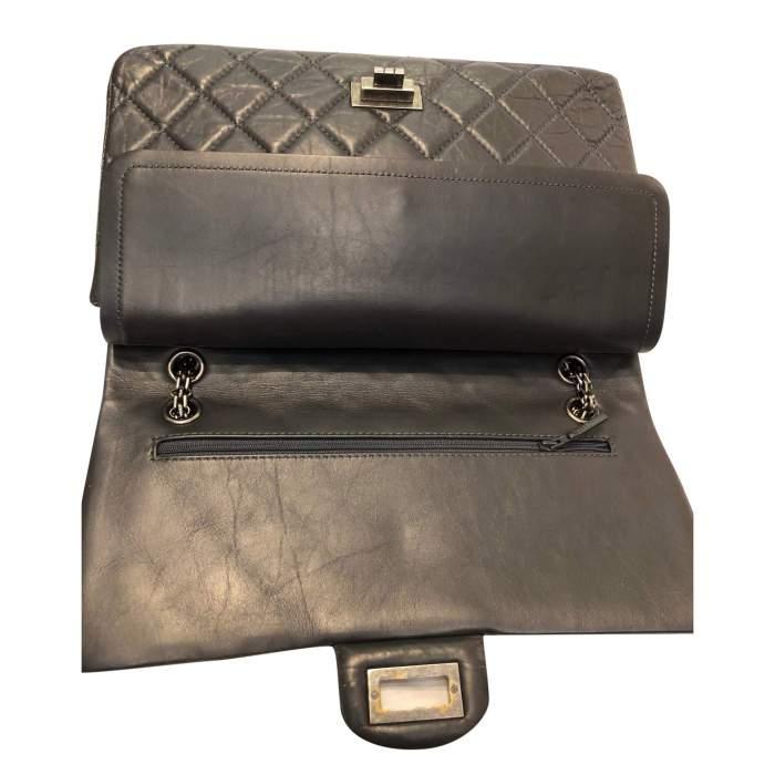 Gray timeless Bag -8