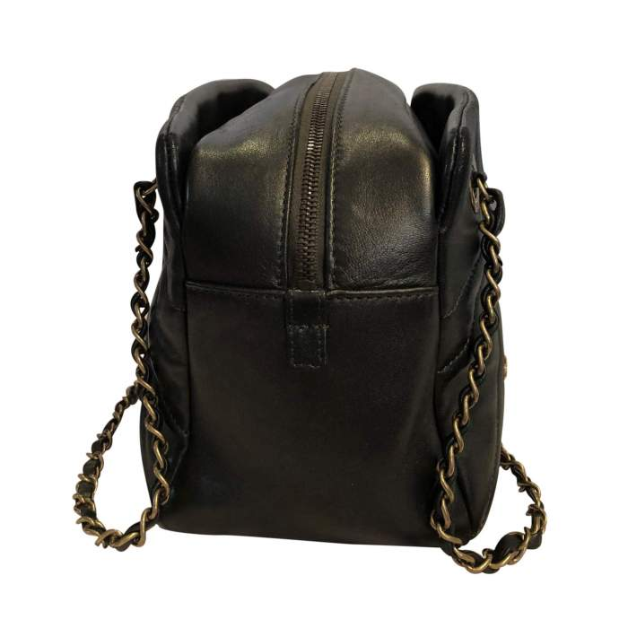 Bronze leather Bag -6