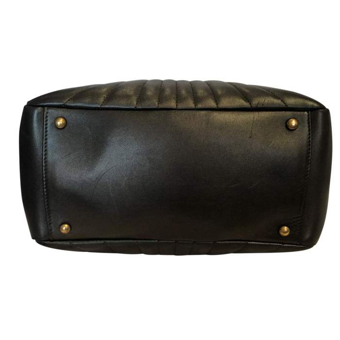 Bronze leather Bag -8