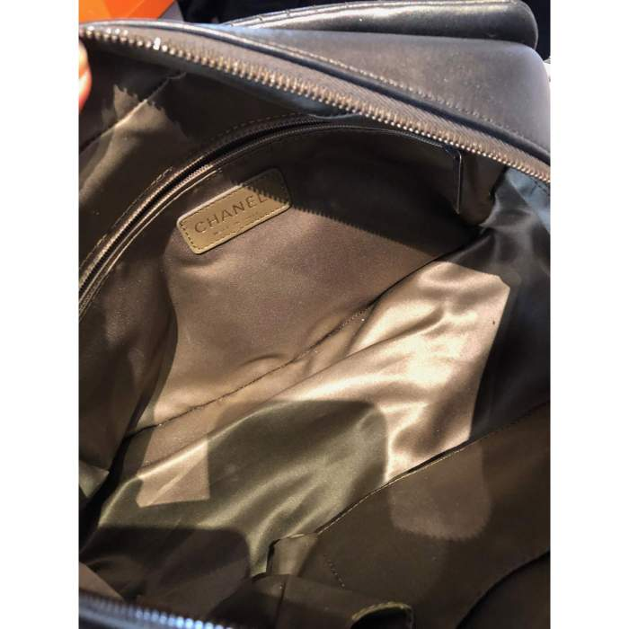 Bronze leather Bag -10