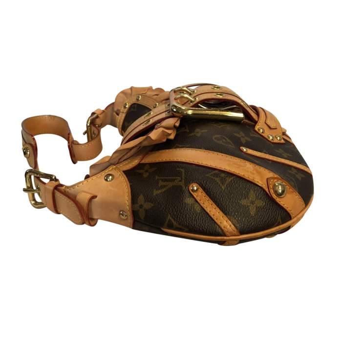 Brown canvas Bag-4