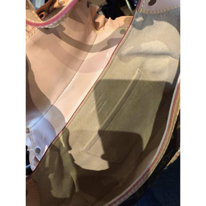 Brown canvas Bag-8