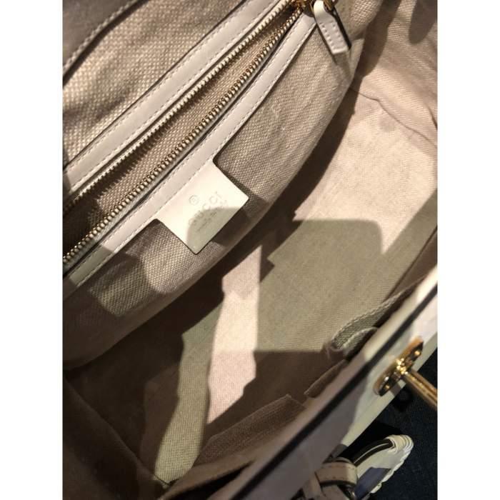 Light beige Bag -10