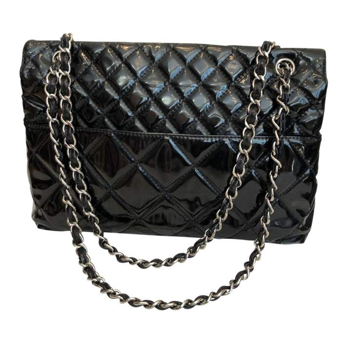 Patent leather Bag-2