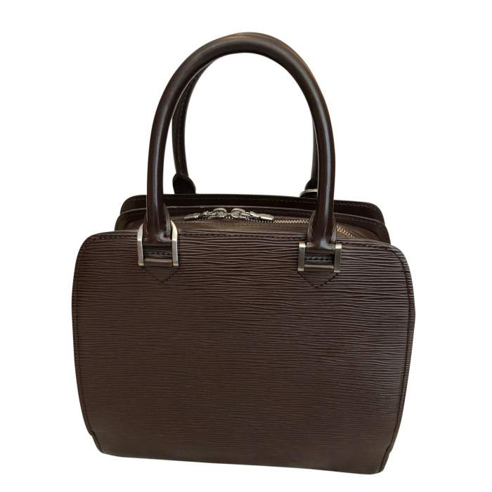Brown leather Bag-2