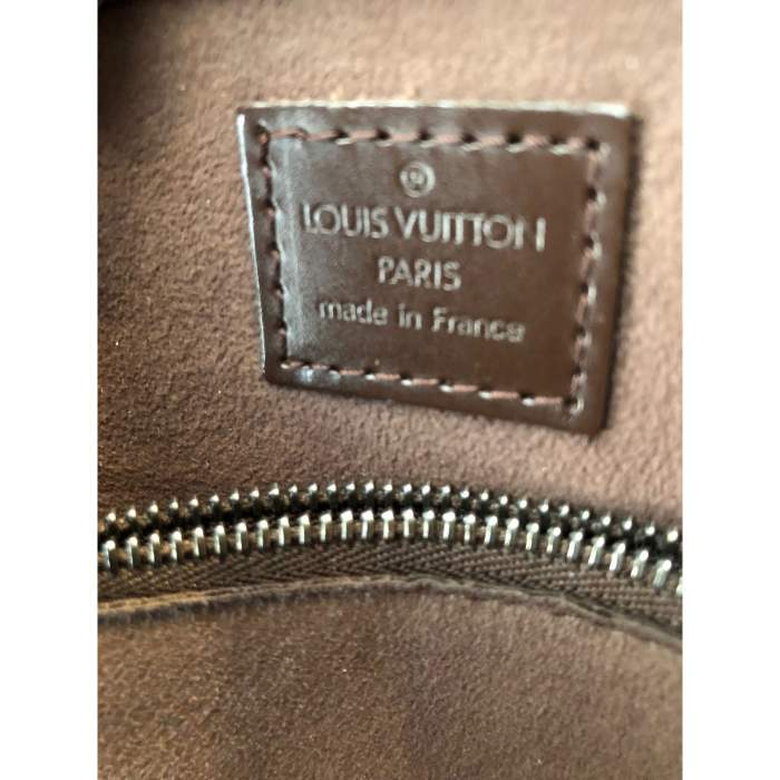 Brown leather Bag-10