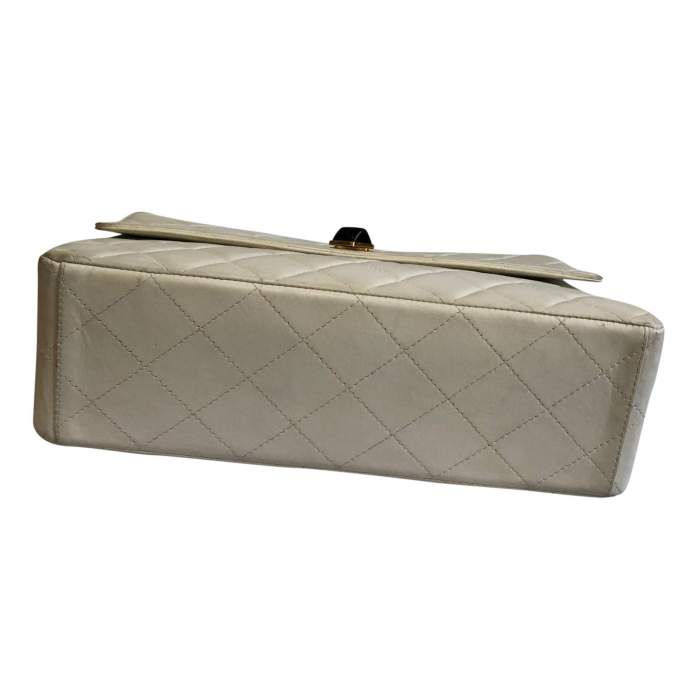 White leather Bag -6