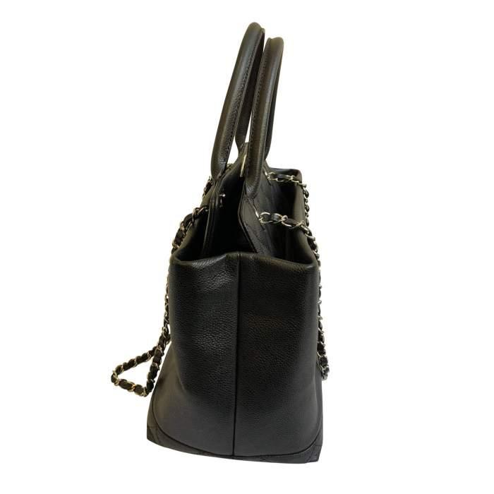 Rigid leather Bag-4