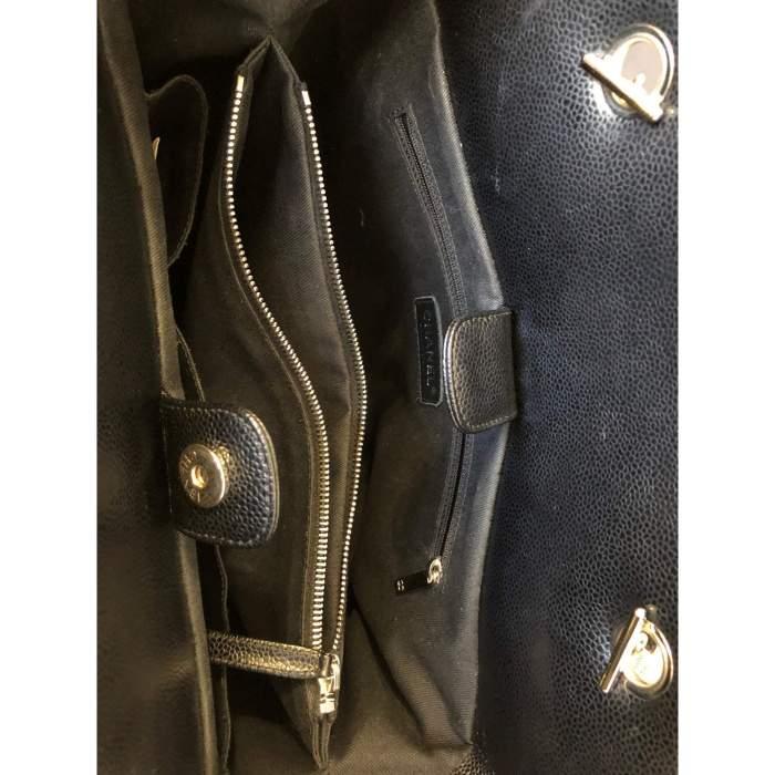 Rigid leather Bag-8