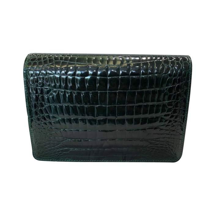 Vintage green Bag -2