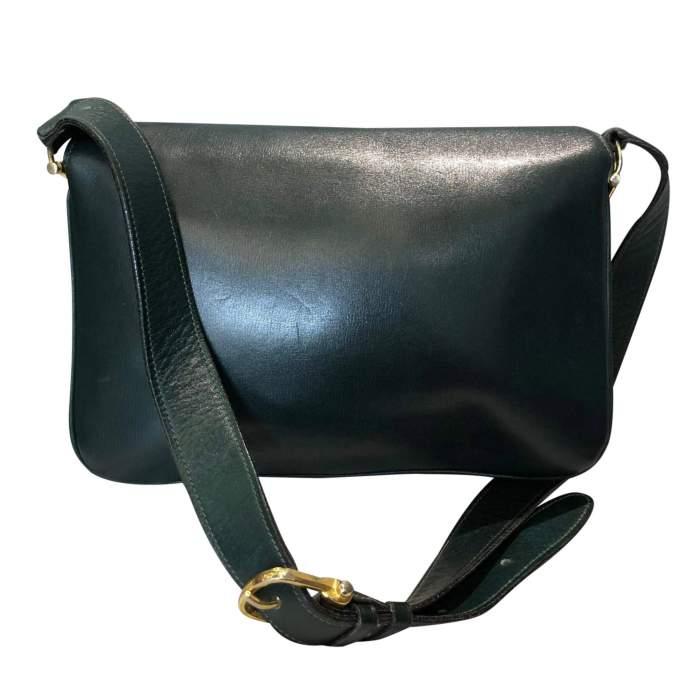 Vintage green Bag -4