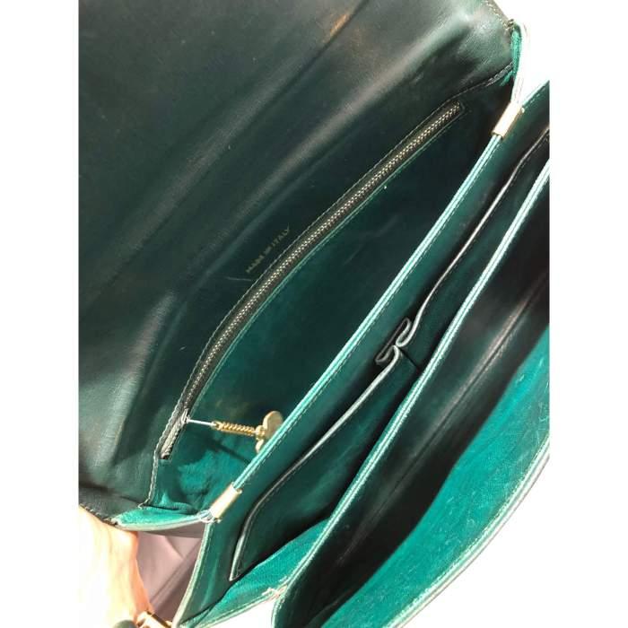 Vintage green Bag -10