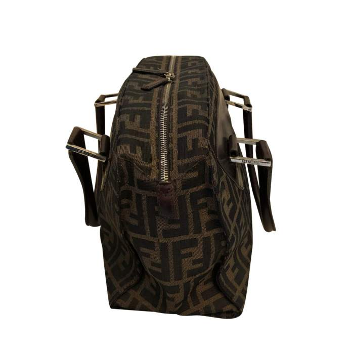 Canvas leather Bag-4