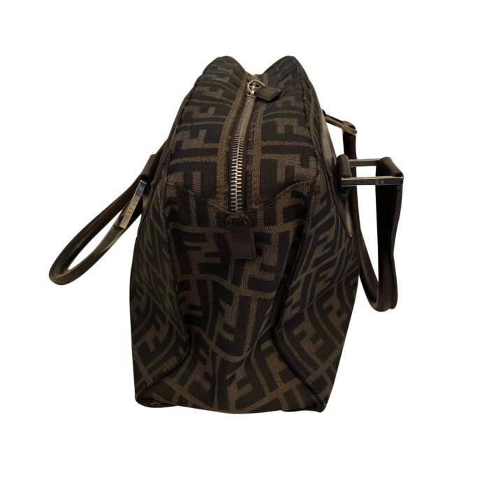 Canvas leather Bag-6