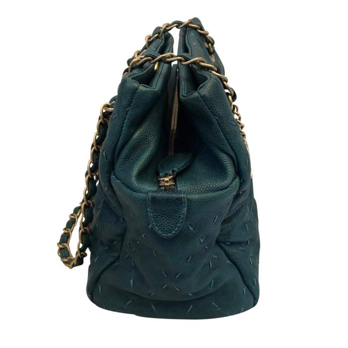 Duck green Bag -2