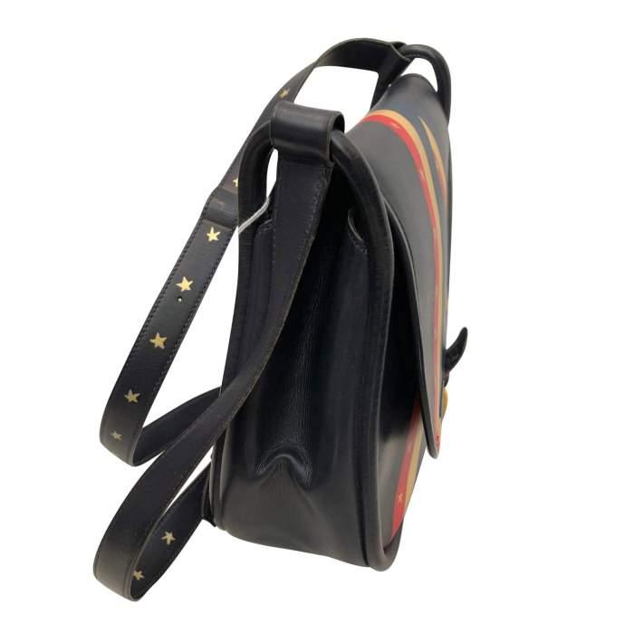Navy blue Bag -4