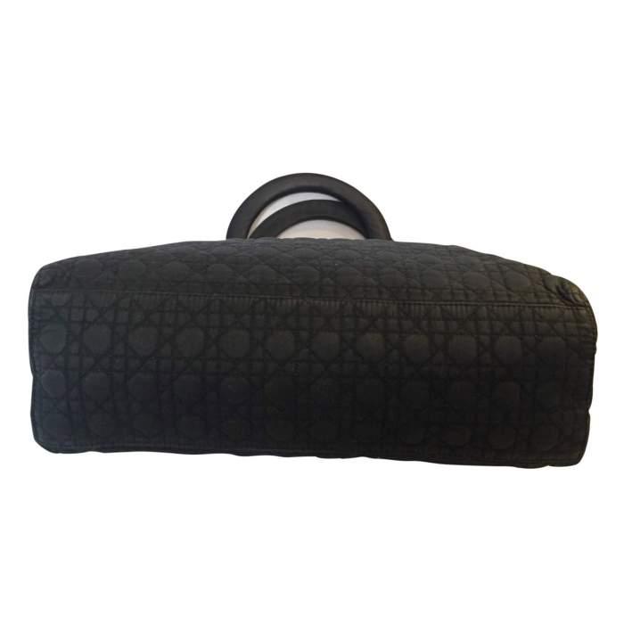 Black Lady Dior canvas Bag-8
