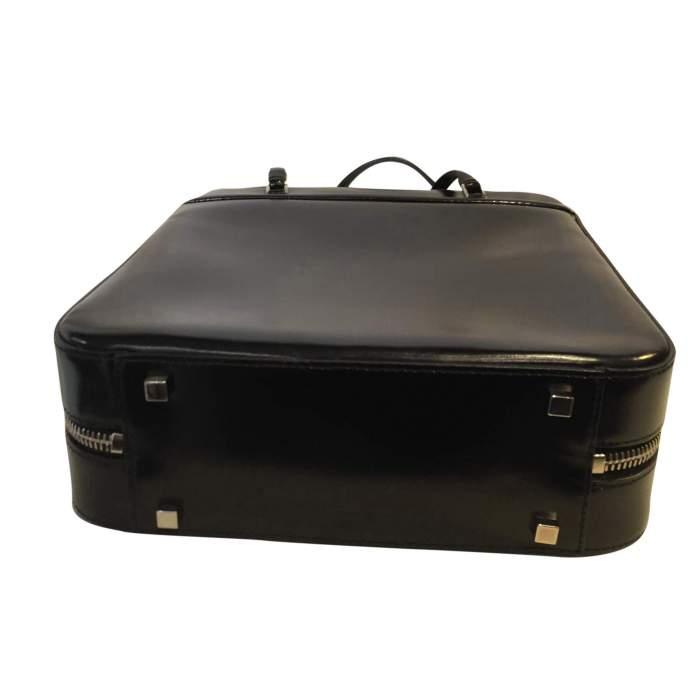 Black patent Bag-8