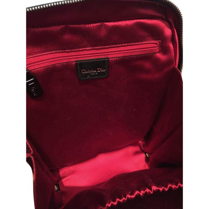 Black patent Bag-10