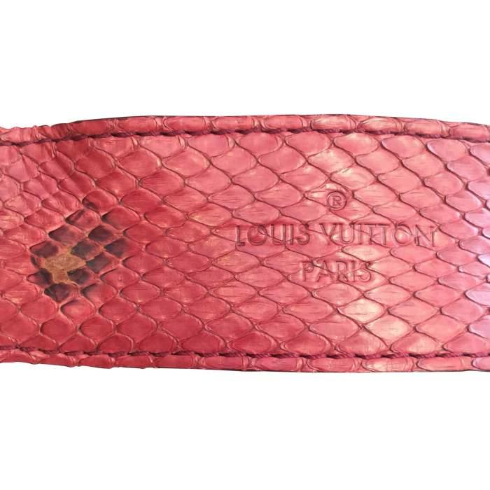 Raspberry python Handbag-10