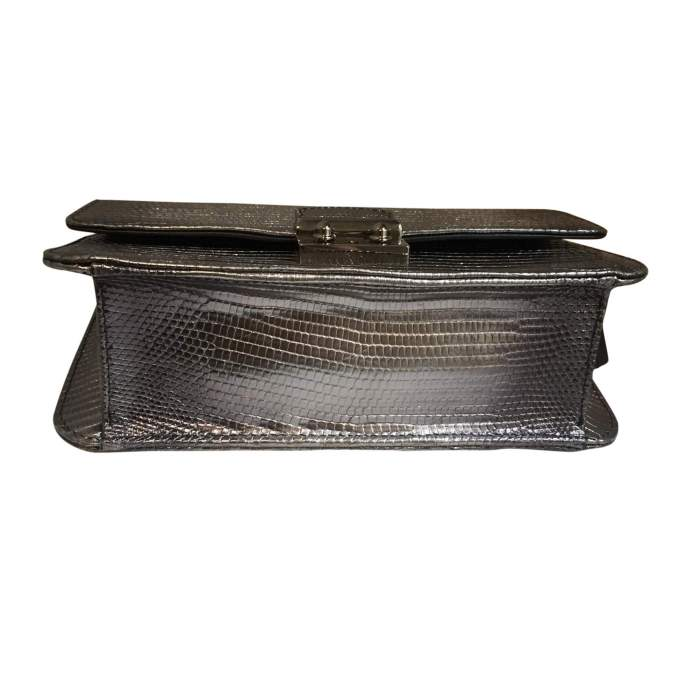 Silver snake Bag-6