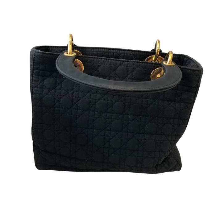 Coated canvas Handbag -2