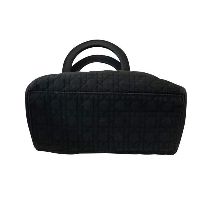 Coated canvas Handbag -6