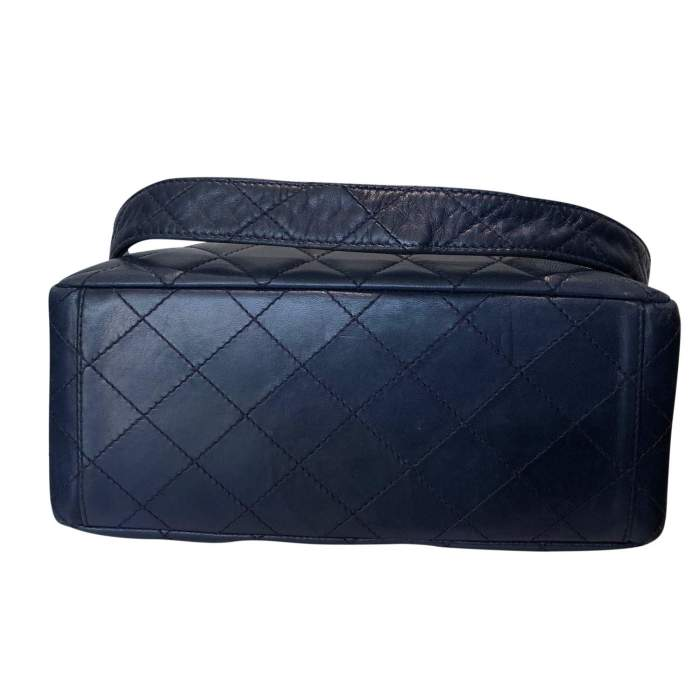 Quilted leather Bag-6