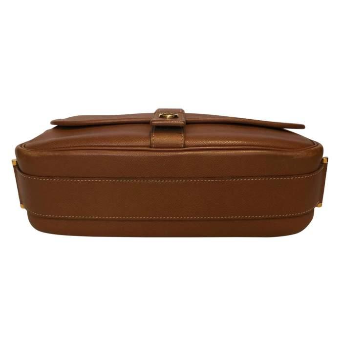 Gold leather man Bag-6