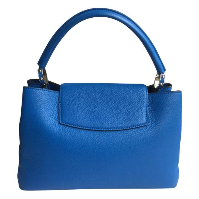 Blue Capucine Handbag-2