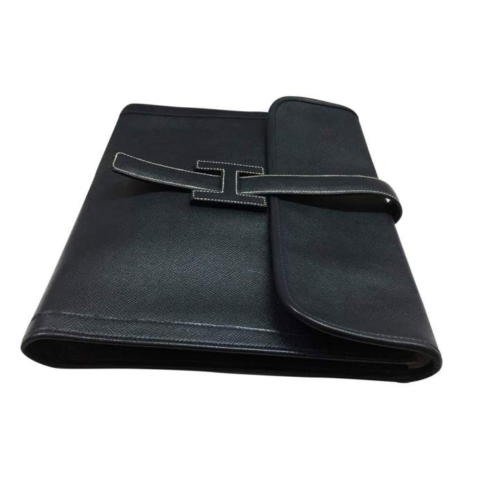 Leather documents Pouch-4