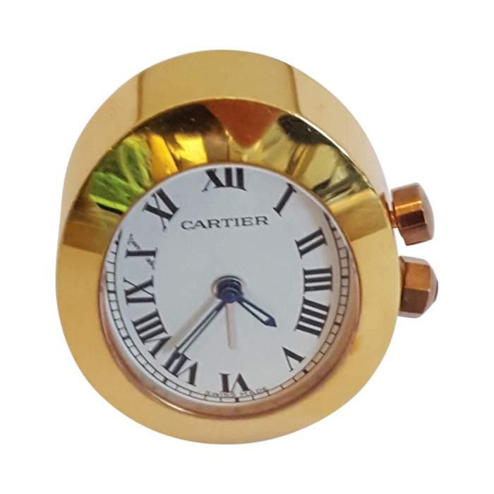 Miniature Travel Clock-2
