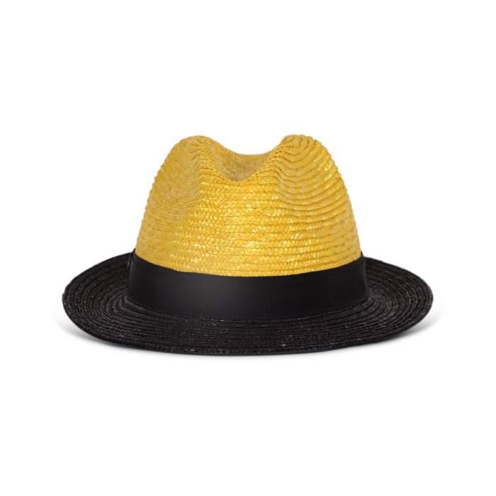 Hand woven straw Hat -2