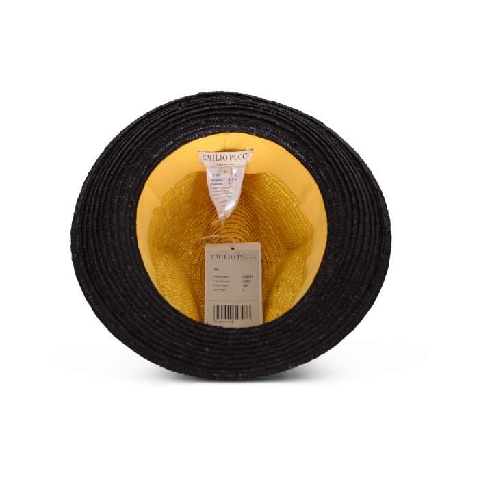 Hand woven straw Hat -4
