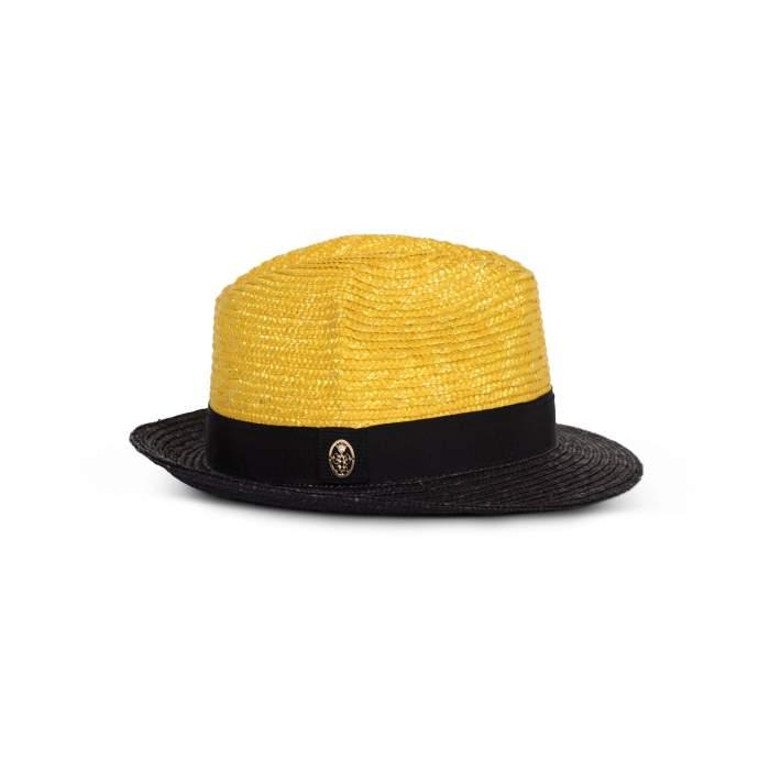 Hand woven straw Hat -0