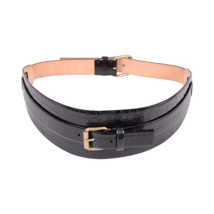 Leather Belt -2