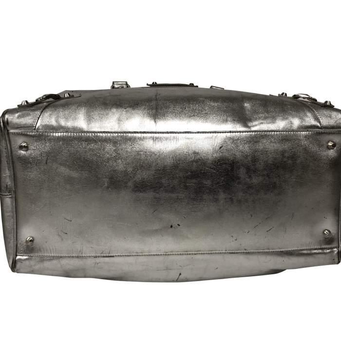 Metallic oversized Bag-8