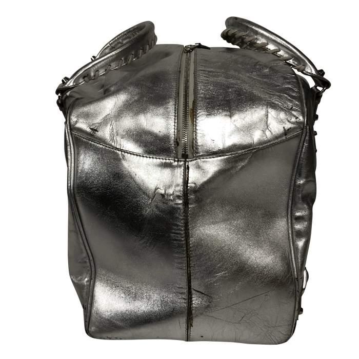 Metallic oversized Bag-4