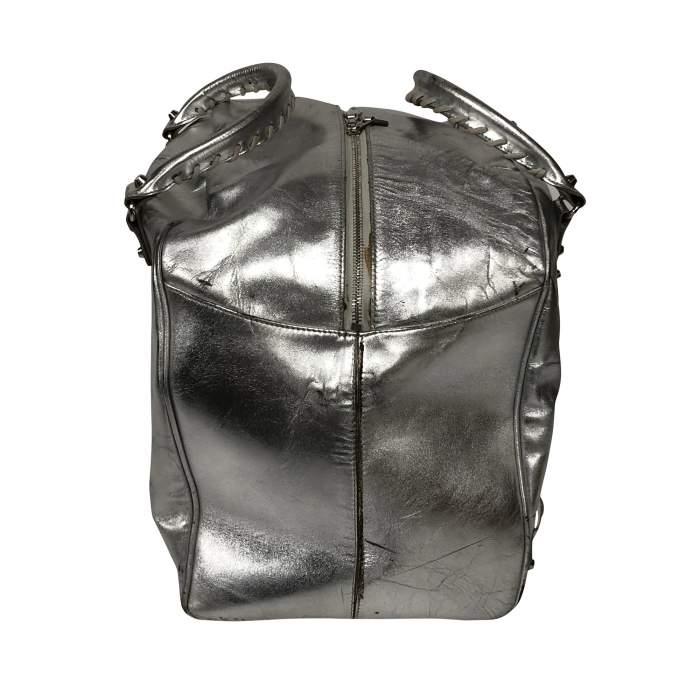Metallic oversized Bag-6