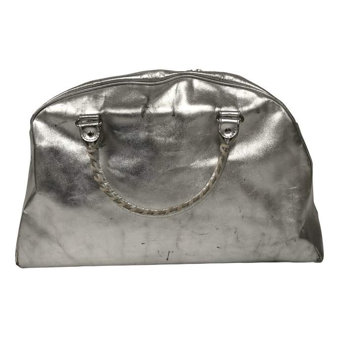 Metallic oversized Bag-2