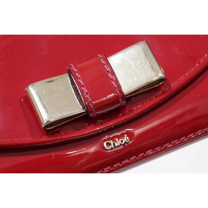 Red leather Wallet-4