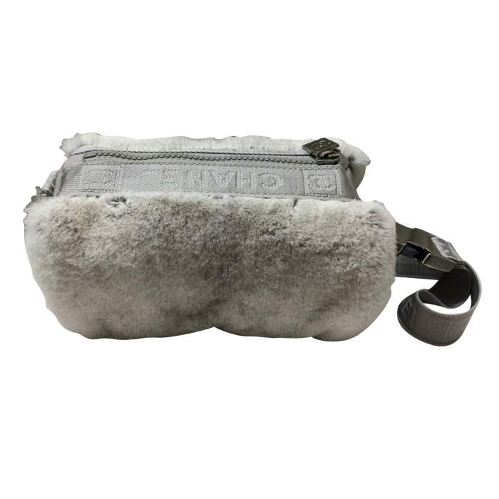Mini rabbit / chinchilla duffle Bag-2
