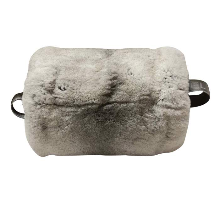 Mini rabbit / chinchilla duffle Bag-4