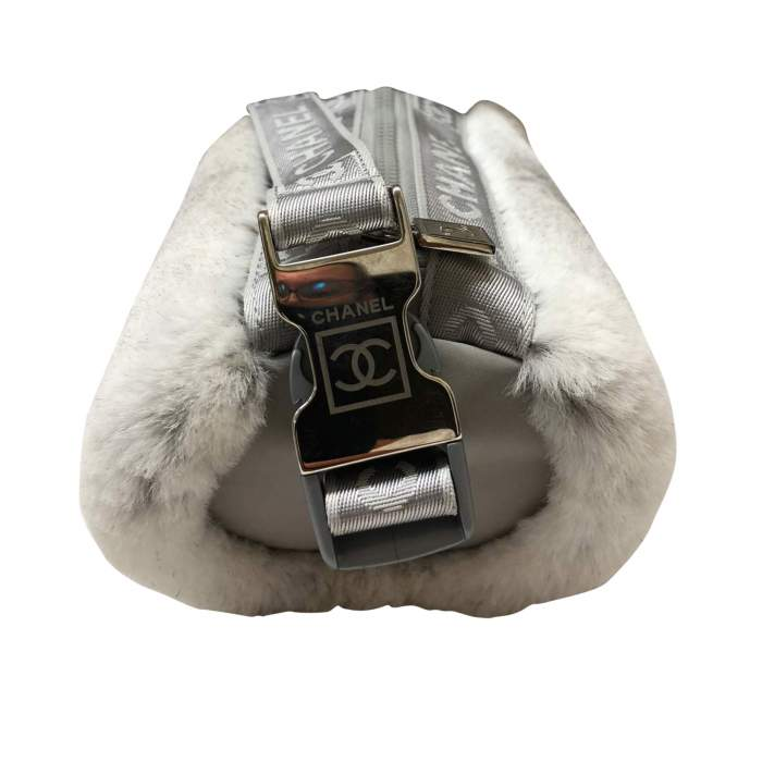 Mini rabbit / chinchilla duffle Bag-8