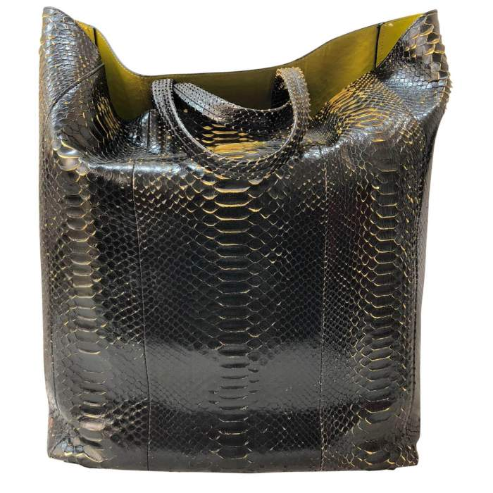 Python tote Bag-0