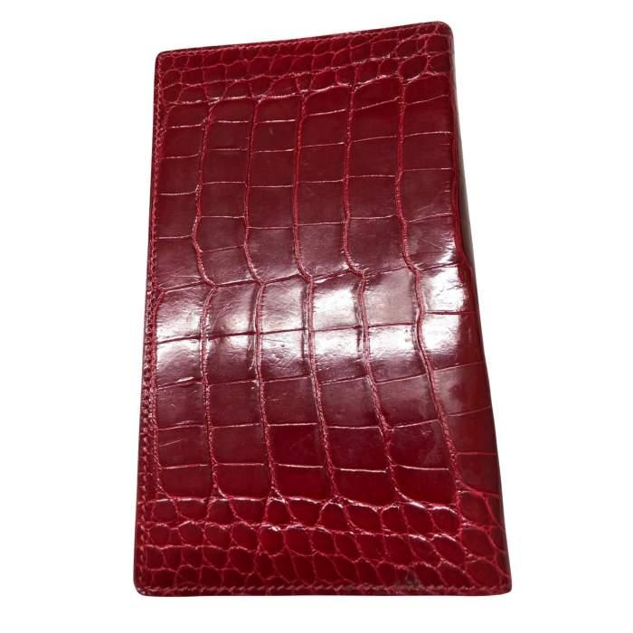 Red crocodile agenda Cover-2